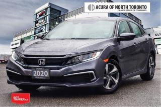 Used 2020 Honda Civic Sedan LX CVT No Accident| Like New| Apple Carplay for sale in Thornhill, ON