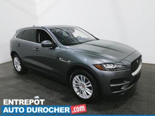 Used 2018 Jaguar F-PACE Prestige 35T - AWD   Navigation - Toit Ouvrant for sale in Laval, QC