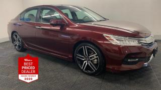 Used 2017 Honda Accord Sedan TOURING *NAVIGATION - CARPLAY - ADAPTIVE CRUISE* for sale in Winnipeg, MB