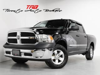 Used 2015 RAM 1500 ST I 5.7 HEMI I CREW CAB I LOCAL VEHICLE for sale in Vaughan, ON