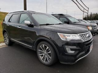 Used 2017 Ford Explorer Platinum for sale in Fredericton, NB
