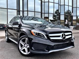 Used 2017 Mercedes-Benz GLA 4MATIC|GLA250|PANORAMIC|REAR VIEW|HEATED SEATS| ALLOYS! for sale in Brampton, ON