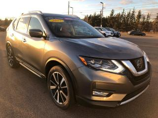 Used 2017 Nissan Rogue SL Platinum for sale in Charlottetown, PE