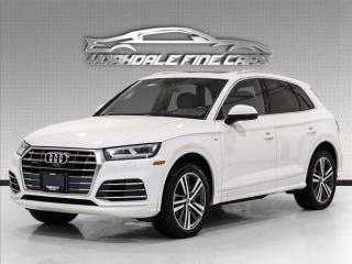 Used 2018 Audi Q5 2.0 TFSI quattro Technik S tronic S Line, Fully Loaded for sale in Concord, ON