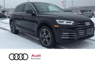 Used 2020 Audi Q5 55 TFSI e Progressiv + Hybrid! | 400 HP | Save $ for sale in Whitby, ON
