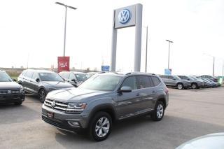 Used 2018 Volkswagen Atlas 3.6 FSI Highline 4Motion for sale in Whitby, ON