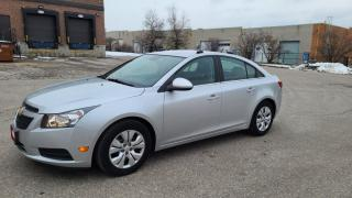 Used 2014 Chevrolet Cruze 4dr Sdn 1LT for sale in Mississauga, ON