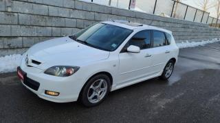 Used 2008 Mazda MAZDA3 4dr HB Sport for sale in Mississauga, ON