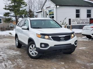 Used 2012 Kia Sorento 1-Owner No Accidents LX V6 AWD Tow Hitch Heated BLTH for sale in Sutton, ON
