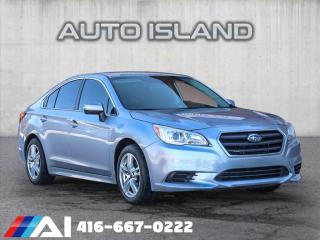 Used 2017 Subaru Legacy AUTOMATIC**ALL WHEEL DRIVE for sale in North York, ON