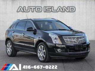 Used 2012 Cadillac SRX NIVAGATION**DVD**PANORAMIC SUNROOF for sale in North York, ON