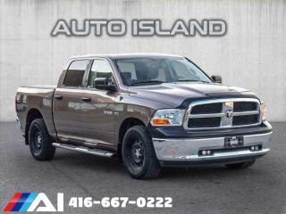 Used 2010 Dodge Ram 1500 CREW CAB**4X4**HEMI, LOW KM'S!! for sale in North York, ON