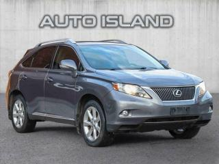 Used 2012 Lexus RX 350 NAVIGATION**ALL WHEEL DRIVE for sale in North York, ON