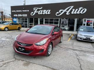 Used 2011 Hyundai Elantra GL for sale in Scarborough, ON