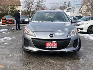 Used 2012 Mazda MAZDA3 4dr Sdn Gx for sale in Barrie, ON