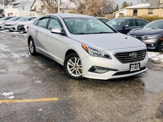 Used 2015 Hyundai Sonata 4dr Sdn 2.4L Auto for sale in Barrie, ON