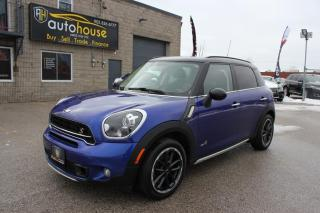Used 2016 MINI Cooper Countryman S *AWD* PANO SUNROOF*LEATHER SEATS*HEATED SEATS for sale in Newmarket, ON