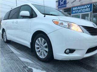 Used 2014 Toyota Sienna XLE - Local Trade - Sunroof - Leather for sale in Cornwall, ON