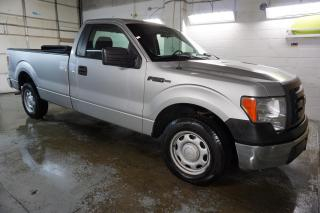 Used 2010 Ford F-150 V8 XL BLUETOOTH CERTIFIED 2YR WARRANTY BED COVER TOW HITCH for sale in Milton, ON