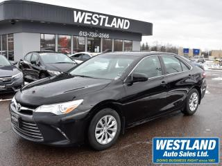 Used 2017 Toyota Camry LE for sale in Pembroke, ON