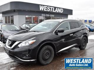 Used 2018 Nissan Murano Platinum for sale in Pembroke, ON