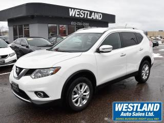 Used 2016 Nissan Rogue SV AWD for sale in Pembroke, ON