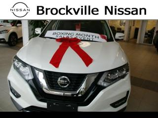 New 2020 Nissan Rogue SL for sale in Brockville, ON