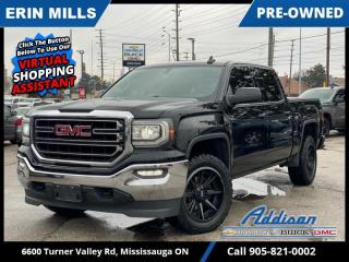 Used 2018 GMC Sierra 1500 SLE  NAVI HEATED BUCKETS Z71 5.3L  for sale in Mississauga, ON