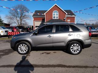 Used 2014 Kia Sorento EX for sale in Dunnville, ON