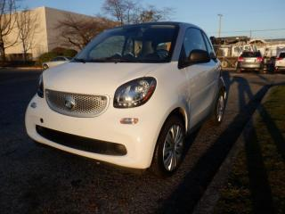 Used 2016 Smart fortwo Passion Coupe for sale in Burnaby, BC