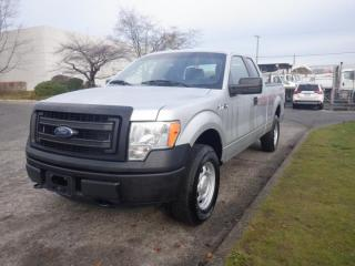 Used 2014 Ford F-150 XL SuperCab 6.5-ft. Bed 4WD for sale in Burnaby, BC