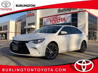 Used 2017 Toyota Camry XSE, Sunroof, One Owner for sale in Burlington, ON
