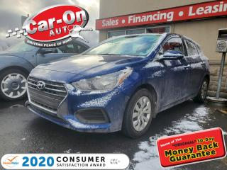Used 2020 Hyundai Accent Essential w/Comfort Package for sale in Ottawa, ON