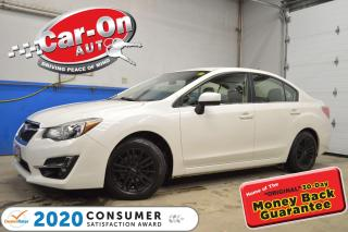 Used 2015 Subaru Impreza 2.0i PREMIUM | HEATED SEATS | SPORT LINEARTRONIC T for sale in Ottawa, ON