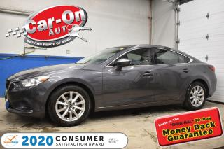 Used 2014 Mazda MAZDA6 PUSH BUTTON START | HEATED SEATS | ALLOYS for sale in Ottawa, ON