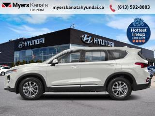 New 2020 Hyundai Santa Fe 2.4L Preferred AWD w/Sunroof  - $233 B/W for sale in Kanata, ON