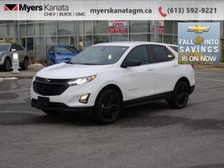 Used 2021 Chevrolet Equinox Sport Edition  -  Power Seats for sale in Kanata, ON