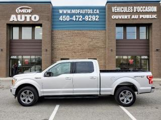 Used 2019 Ford F-150 VENDU for sale in St-Eustache, QC