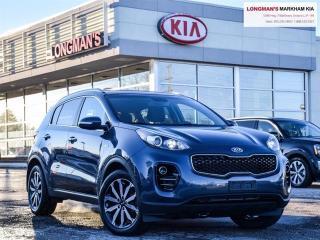 Used 2017 Kia Sportage AWD|EX|1OWNR| for sale in Markham, ON