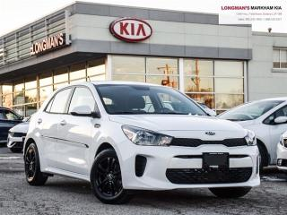 Used 2018 Kia Rio 5-Door AT|5DR|BLKPCKG| for sale in Markham, ON