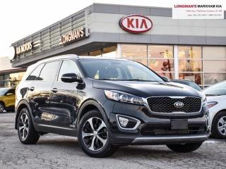 Used 2017 Kia Sorento |3.3LV6|&Pass|PanoRoof|Leather|BigScreen| for sale in Markham, ON