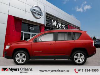 Used 2012 Jeep Compass SPORT  - Aluminum Wheels -  Fog Lamps - $82 B/W for sale in Orleans, ON