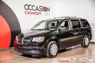 Used 2017 Dodge Grand Caravan SXT+GR.ELECT+A/C+REG DE VITESSE for sale in Laval, QC