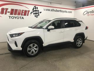 Used 2020 Toyota RAV4 LE AWD for sale in St-Hubert, QC