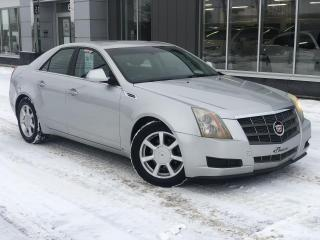 Used 2009 Cadillac CTS Awd Cuir for sale in Ste-Marie, QC
