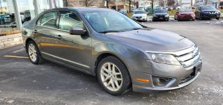 Used 2012 Ford Fusion SEL|AUTO|BLUETOOTH|HEATED SIDE MIRRORS|SUNROOF for sale in Scarborough, ON