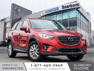 Used 2016 Mazda CX-5 AWD|NAVI|SUN ROOF|1 OWNER|CLEAN CARFX for sale in Scarborough, ON