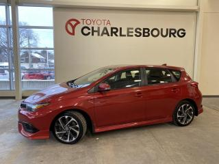 Used 2017 Toyota Corolla iM Manuelle - Sièges chauffants for sale in Québec, QC