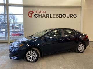 Used 2018 Toyota Corolla LE - Automatique - Sièges chauffants for sale in Québec, QC