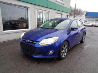 Used 2013 Ford Focus Hayon 5 portes SE for sale in St-Jérôme, QC